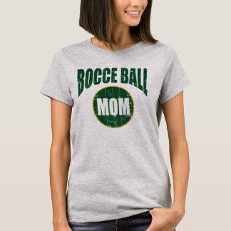 T-shirt Maman de boule de Bocce