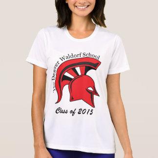 T - Shirt Mikro-Faser die Leistung der Frauen