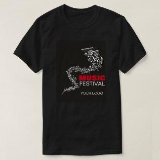 T - Shirt mit Logo des Ereignisses