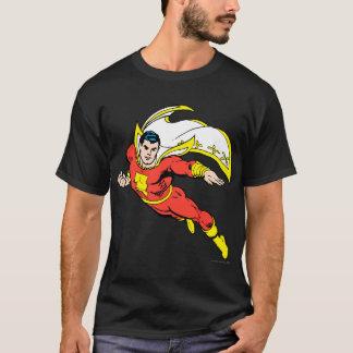 T-shirt Montée de Shazam
