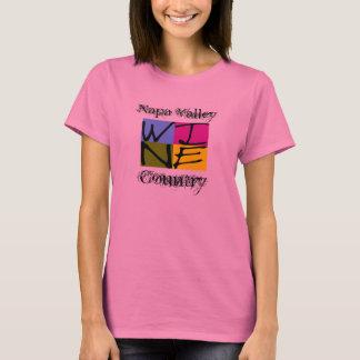 T-shirt Napa Valley