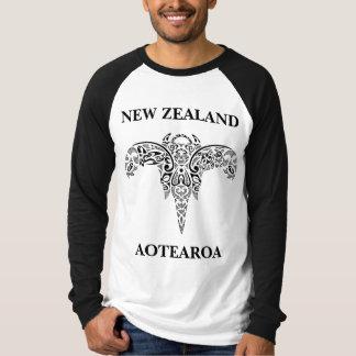 T-Shirt Neuseelands AOTEAROA