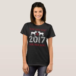 T-shirt Noël 2017