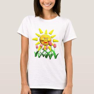 T-shirt Nos cadeaux de jour de mères de mère adoptive de