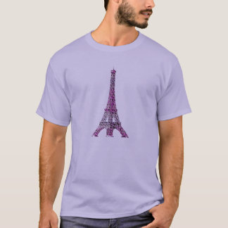 T-SHIRT PARIS COLOR