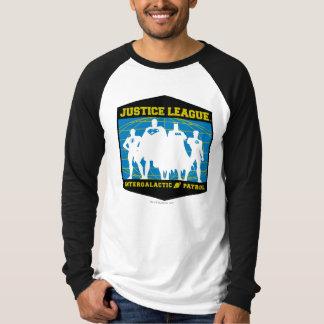 T-shirt Patrouille intergalactique de ligue de justice