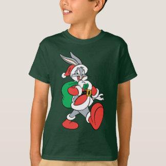 T-shirt ™ Père Noël de BUGS BUNNY