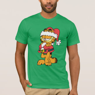 T-shirt Père Noël Garfield