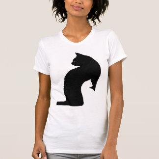 T-shirt petit chat de grand chat