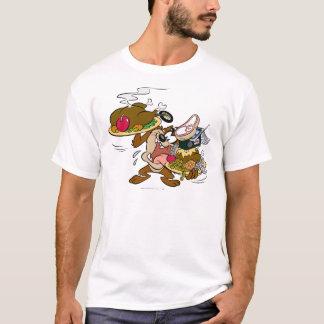 T-shirt Plats de thanksgiving de TAZ™