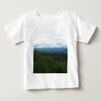 T-shirt Pour Bébé Blue Ridge Mountains - OR