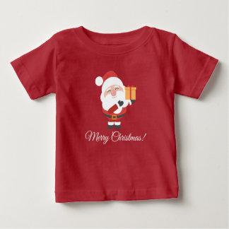 T-shirt Pour Bébé Joyeux Noël