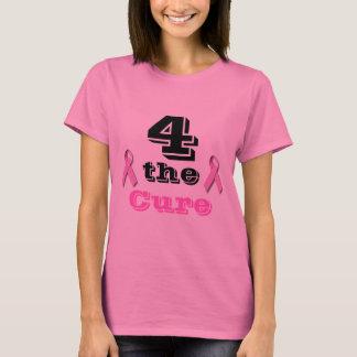 T-shirt Pour le traitement - cancer du sein