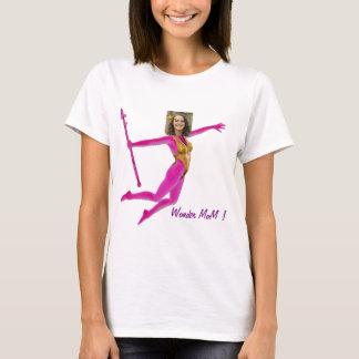T-shirt Princess Fairy Wand, Pink Fushia - with YOUR Pho