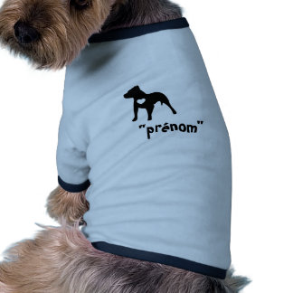 T-shirt Pull chien 1 - DesignAddictAnimalPhoto