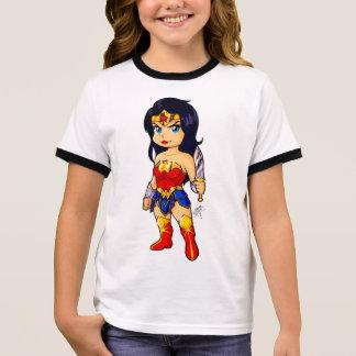 T-shirt Ras-de-cou Princess