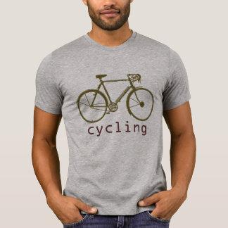 T-shirt recyclage - vélos