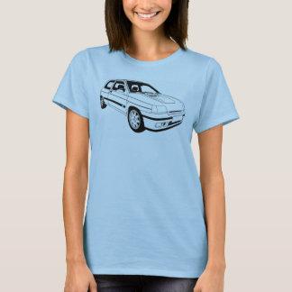 T - Shirt Renaults Clio Williams