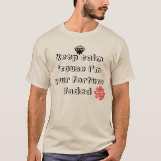 T-shirt RHCP keep calm