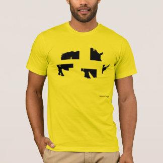 T-shirt Rhinocéros 7