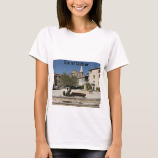 "T - shirt ""Saint Didier """