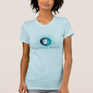 """T-shirt Scoop décontracté T de dames de maire """"Sun"""