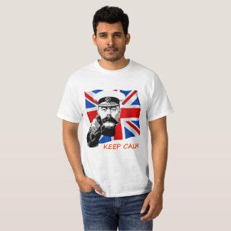 T-shirt Seigneur Kitchener Keep Calm