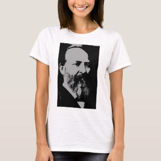 T-shirt Silhouette de James Abram Garfield