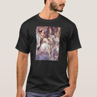 T - Shirt, Sistine Kapelle, Fresko T-Shirt