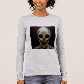 """T - shirt """"Skelett"""" Frau"""
