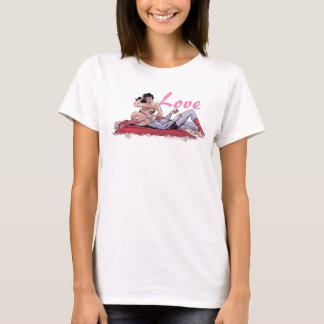 T-shirt Superman/variante comique de la couverture #14