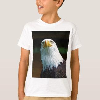 T-shirt Tête américaine d'Eagle chauve