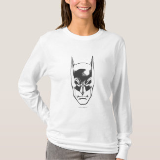 T-shirt Tête de Batman