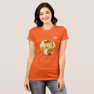 T - Shirt Texas VIPKID (orange)