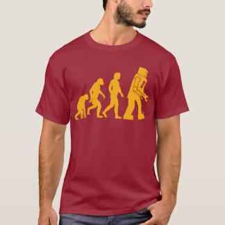 T-shirt Théorie du Big Bang de tonnelier de Sheldon