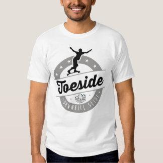 T-shirt Toeside