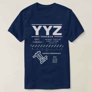 T-Shirt Torontos Pearson internationalen