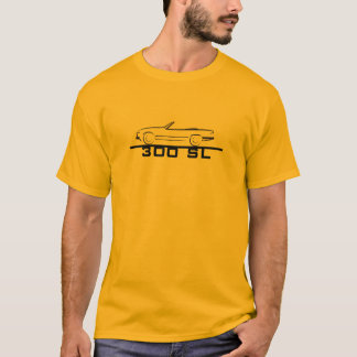 T-shirt Type 107 de Mercedes 300 SL