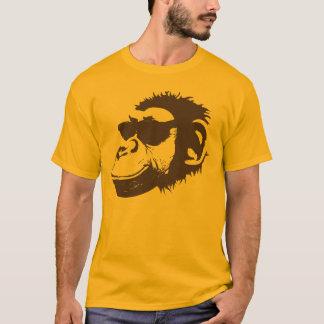 T-shirt Un singe frais