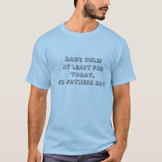 T - Shirt/Vatertag/Vati-Regel T-Shirt