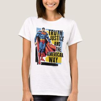 T-shirt Vérité, justice