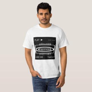 T-Shirt VHS Vaporwave