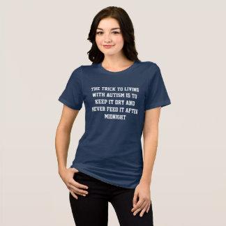 T-shirt Vie avec l'autisme