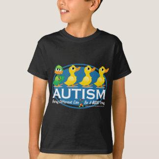 T-shirt Vilain petit canard d'autisme