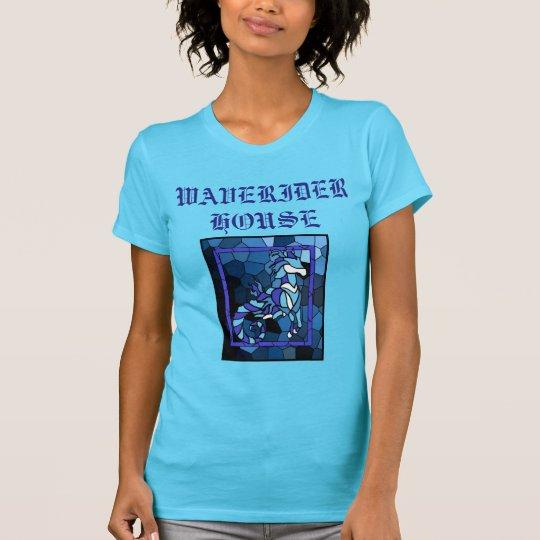 T - Shirt: Waverider Haus-Stolz T-Shirt