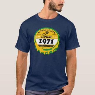 T-shirts d'année de naissance - 1971