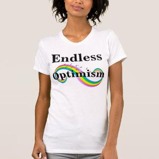 T - SHIRTS - endloser Optimismus, Kleiderentwurf