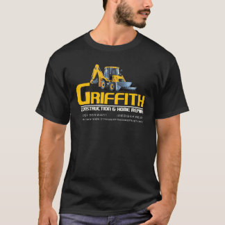 T-Shirts Griffiths Constructioin