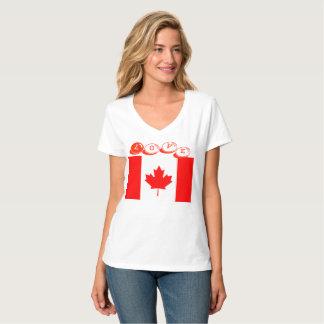 T-Shirts Liebe Kanada entworfen