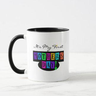 T - Shirts und -geschenk der helle Farberste Tasse